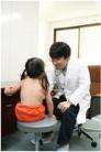 病院での診療の様子